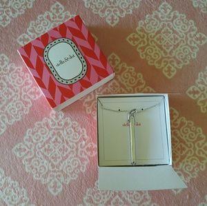 Stella & Dot Rebel Necklace Pendant New in Box
